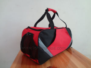 Cheap Polyester Sports Gym Bag pictures & photos