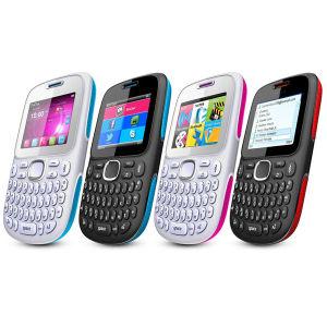 2014 Quadband Unlocked GSM Dual SIM Telefono Celulares Blu Zoey