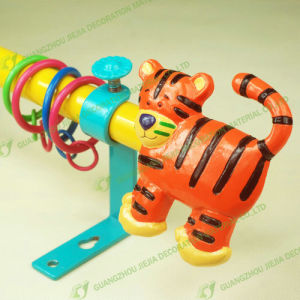 Windows Decoration Curtain Rods (T246)