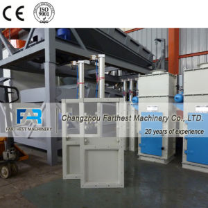 Slide Gate for Controlling of Materials Entering in and out pictures & photos