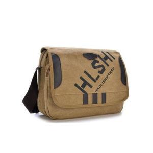 Leisure Messenger Bags Canvas Shoulder Bags pictures & photos