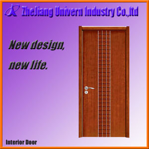 Solid Natural Wood Door for The Exterior Yf-S06 pictures & photos