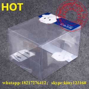 China Supply Printing PVC Gift Plastic Storage Box Deals pictures & photos