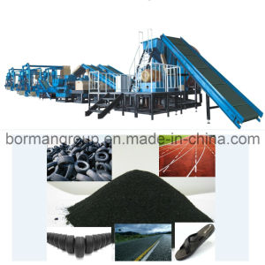 Tire Recycling Equipment pictures & photos
