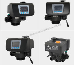 Run Xin Automatic Softener Valve for RO Water Filter 63504s (F63B1) pictures & photos