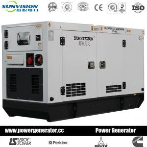Isuzu Power Generator, Diesel Genset, Denyo Generator Set pictures & photos