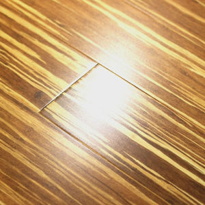 Tiger Strand Woven Bamboo Flooring with Matt Gloss pictures & photos