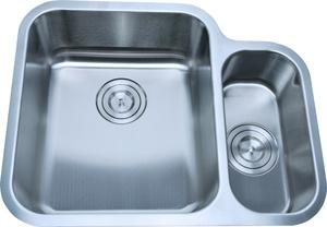 Stainless Steel Undermount Kitchen Sink (D12L) pictures & photos