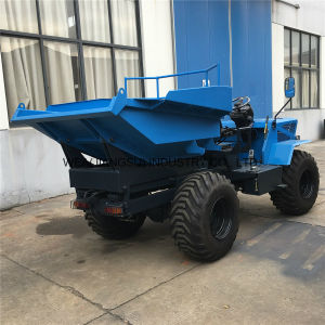 Agricultural Palm Oil Tractor Dumper pictures & photos