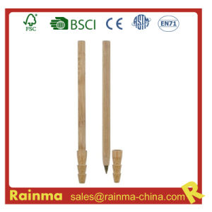 Wooden Bamboo Ball Pen for Eco Stationery634 pictures & photos