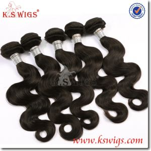 Wholesale Indian Virgin Remy Human Hair Extension pictures & photos