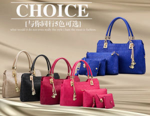 New Arrival Famous Brand Handbag Lady′s Hot Sale Tote&Shoulder Bag