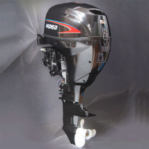Boat 2 Stroke 4HP Forward Control Outboard Engine with Lowest Price pictures & photos