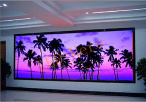 High Definition Cabinet P3 Indoor Full Color LED Screen