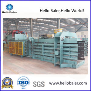 Automatic Tying Horizontal Cardboard Packing Machine pictures & photos