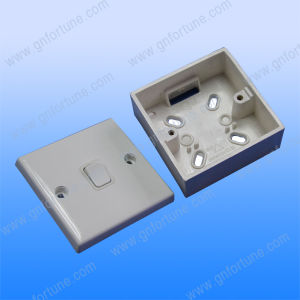 PVC Switch Box with Cover pictures & photos