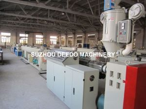 PPR Pipe Production Line Plastic Extruder pictures & photos