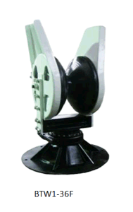 Haisun Marine Hydraulic Vulcanized Rubber Power Block Btw1-36 pictures & photos