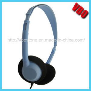 Blue Digit Headphone Airline Headset for Children Headsets pictures & photos