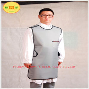 Can Be Customized Size Lead Rubber Clothing pictures & photos