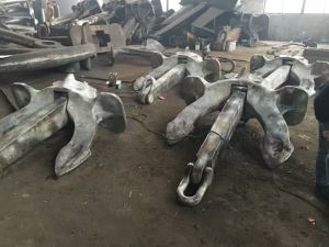 Marine Ship Anchor for Sale and Ship Mooring Equipment pictures & photos