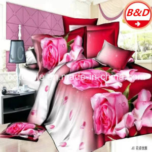 Cheapest Microfiber Polyester Fabric for Makking Bed Sheets/Bedding Set pictures & photos