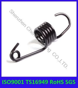 ISO9001 Ts16949 Metal Extension Spring