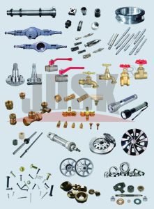Jdsk CNC Lathe Ck6140/Ck40/Sk40 Metal Processing CNC Lathe pictures & photos