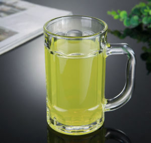 Beer Mug Water Tumbler Milk Tea Coffee Cup Drinking Glass Juice Crystal Mug pictures & photos