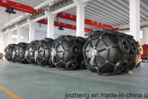 Dock Marine Solid Cylindrical Rubber Fender pictures & photos