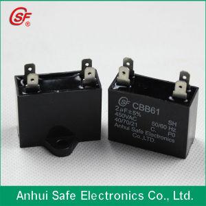 Cbb61 Capacitor for Refrigerator Compressor pictures & photos