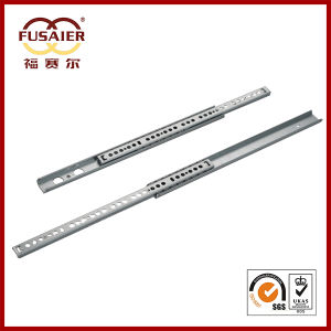 27mm Galvanized Two Way Travel Ball Bearing Slide pictures & photos