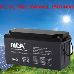 AGM Battery Solar Battery Storage Battery VRLA Battery Lead Acid Battery 12V150ah pictures & photos