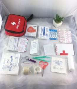 Home Medical Emergency First Aid Kit pictures & photos