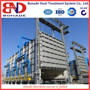 Trolley Furnace Gas Type Annealing Furnace with Regenerative Burner pictures & photos
