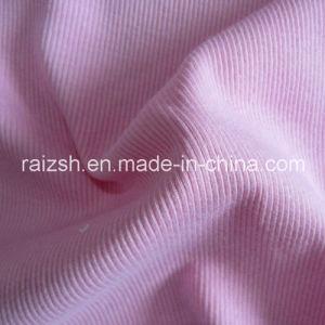 2X2 Rib Knitting Fabric CVC Rib Dyeing Knitting Fabric pictures & photos
