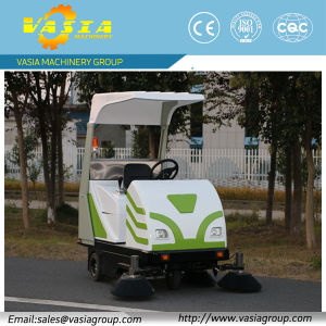 Half Closed Smart Sweeping Machine pictures & photos