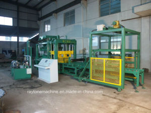 Hollow Block Making Machine Qt6-15 pictures & photos