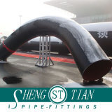 Forged Carbon Steel Butt Welded Pipe Fitting Bend pictures & photos