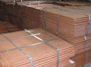 Brass Material and Plate Shape Electrical Copper Cathode pictures & photos