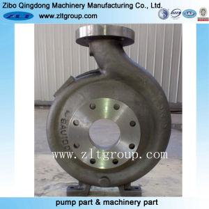 ANSI Brand Pump Goulds 3196 Pump Casing by Sand Casting pictures & photos