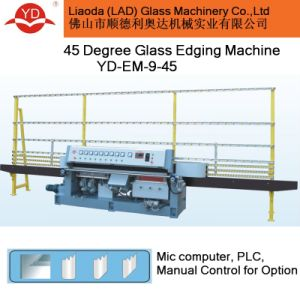 Glass Mitering Edging Machine (YD-EM-9-45) Glass Polish Machine Machine for Processing Glass pictures & photos