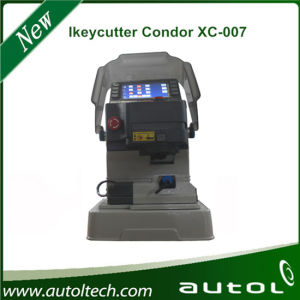Original Ikeycutter Condor Xc-007 Master Series Key Cutting Machine Professional Locksmith Tool pictures & photos