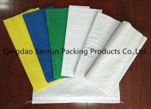 PP Woven Bag for Cement Sand Contruction Garbage Putty Powder Chemical pictures & photos