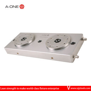 a-One Erowa CNC Bicentric Zero-Point Chuck for CNC Machine Center pictures & photos