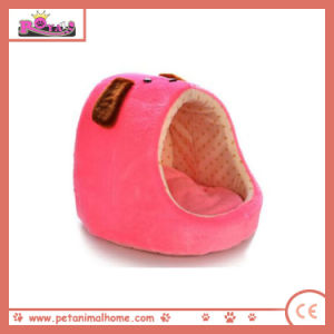 Cartoon Puppy Pet Bed in Pink pictures & photos