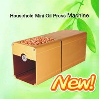 Manual Mini Portable Household Oil Press Expeller (HTA601) pictures & photos