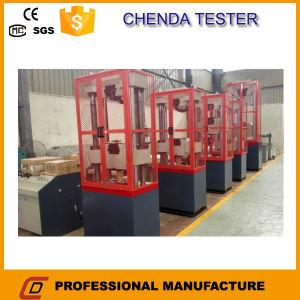 Wew Computer Display Metal Material Tensile Strength Testing Machine +Hydraulic Utm