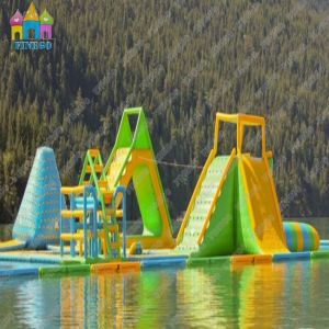 Giant Commercial Inflatable Water Parks pictures & photos