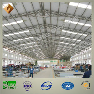 High Quality Prefab Steel Structure Workshops